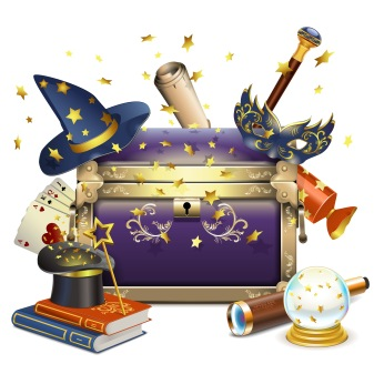 wizard box